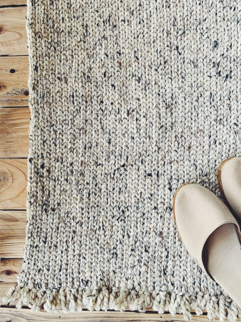 free crochet rug pattern