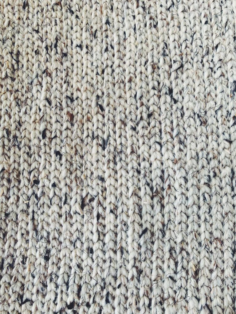 rectangle crochet rug pattern