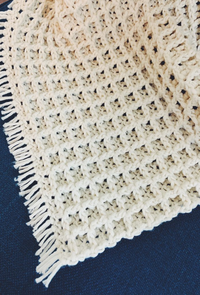 waffle stitch crochet pattern