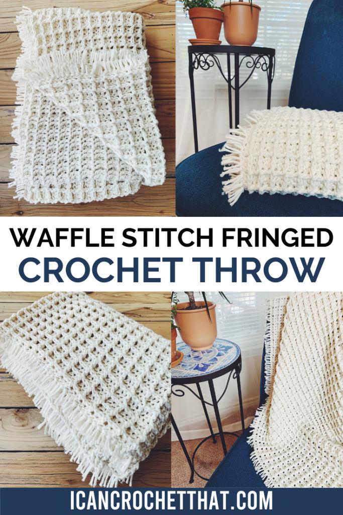 crochet b;anket for dorm