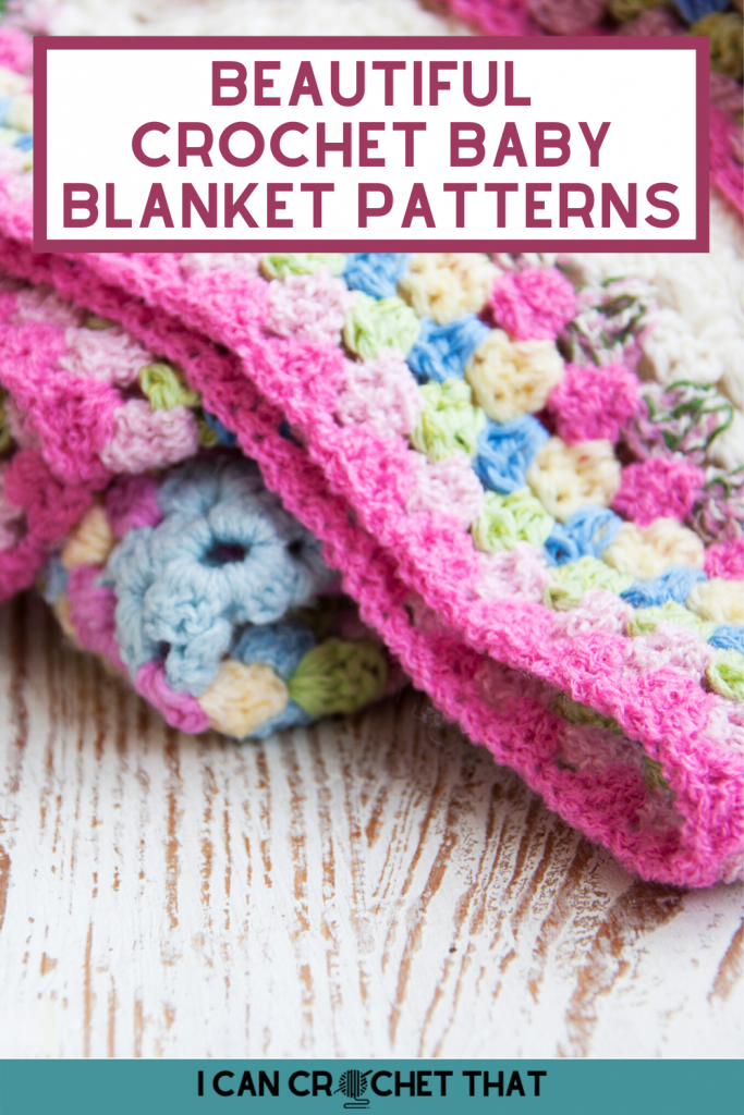 crochet baby blanket patterns that are free