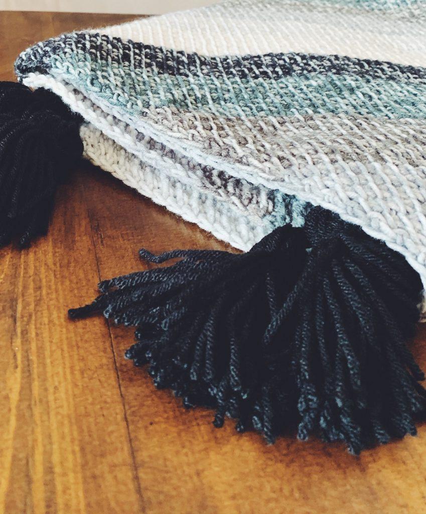 tunisian baby blanket pattern
