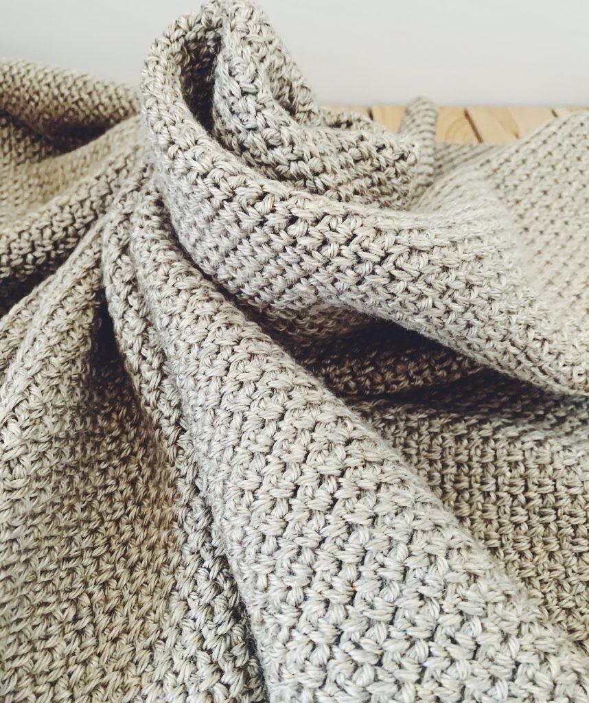 crochet blanket pattern for beginners