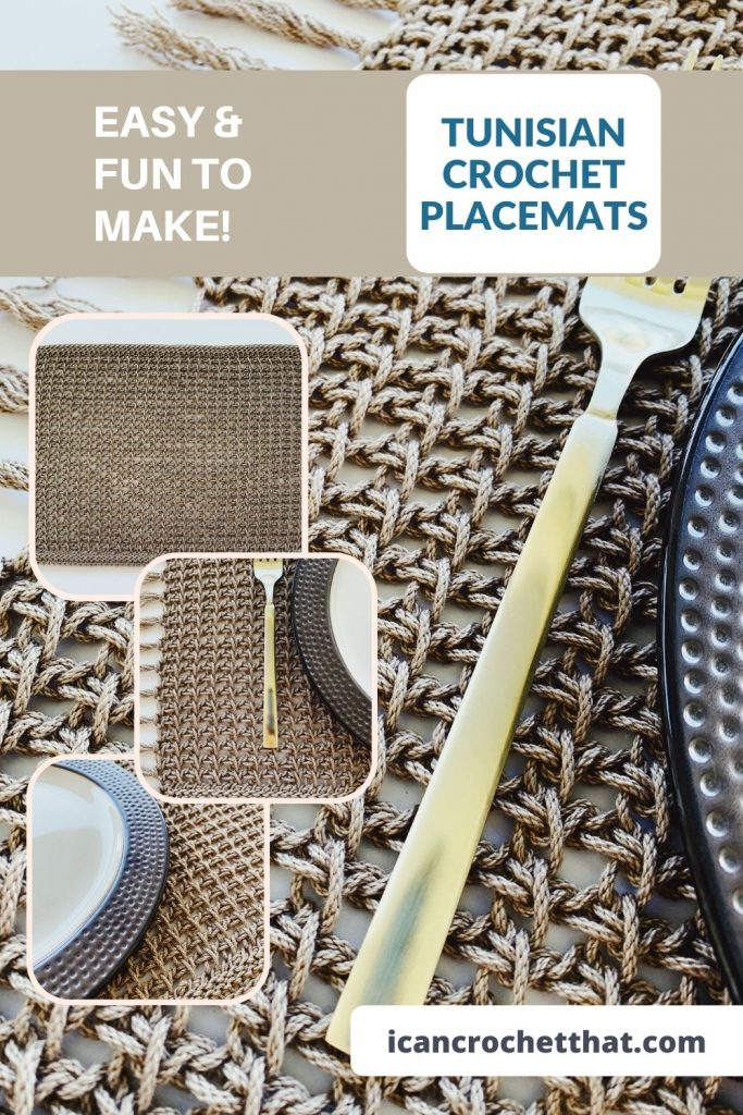 anthropologie placemat dupe crochet pattern
