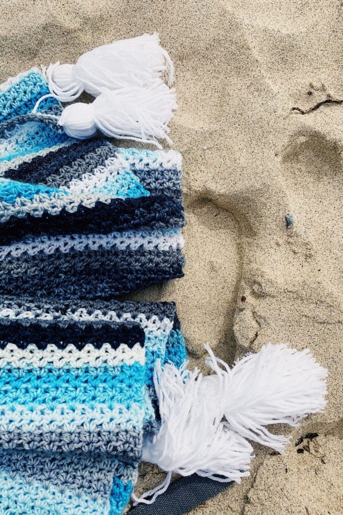 the kona coast beach blanket pattern