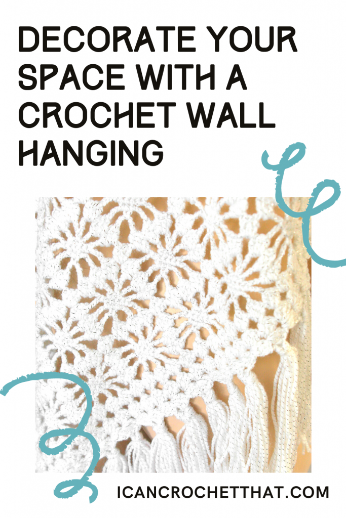 crochet wall hanging patterns free
