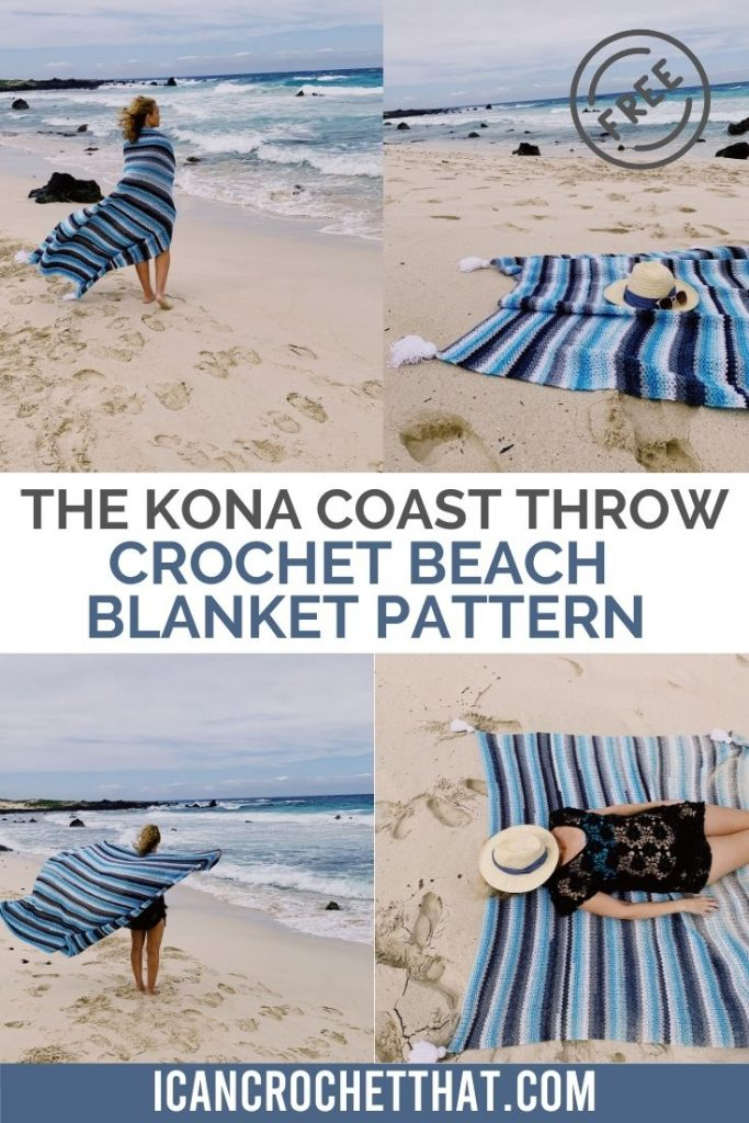 crochet beach blanket pattern on i can crochet that