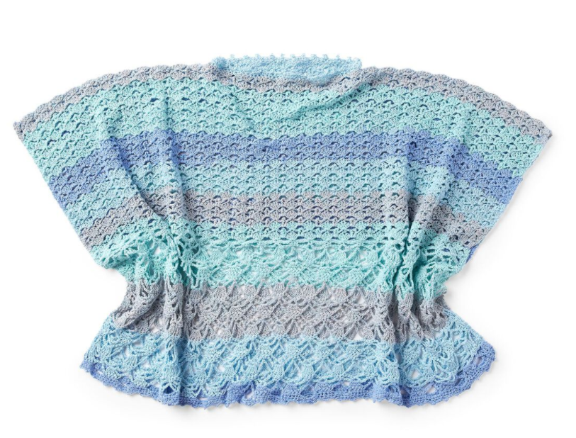 easy crochet shirt pattern