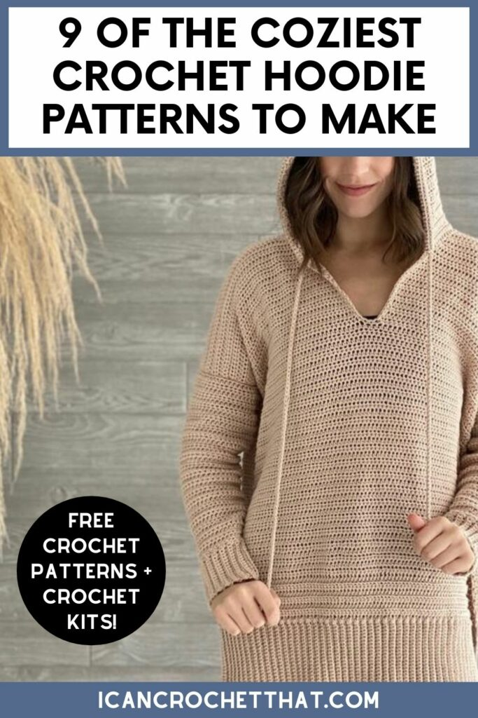 cozy crochet hoodie patterns for fall