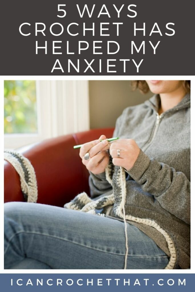 crocheting and anxiety