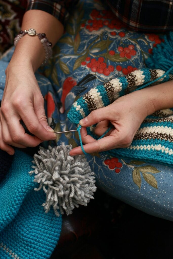 5 ways crocheting has helped me with anxiety