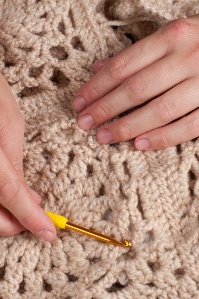 crochet + anxiety